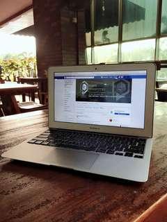 Macbook Air 6.1 corei5 Mid 2013 11.3 inc Mulusss