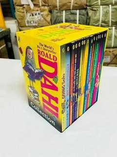 🚚 Roald Dahl 15 Books Box Set Collection New Covers Box Set