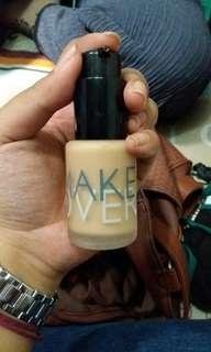 MAKE OVER FOUNDATION (Velvet Nude Shade 05)