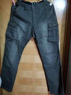 K2 army軍事褲,size 29