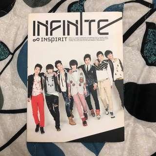 Infinite Inspirit album