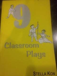 9 Classroom Plays by Stella Kon