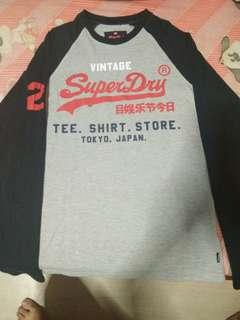 Superdry long sleeve Authentic