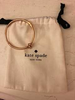 Kate Spade Rose Gold Bangle