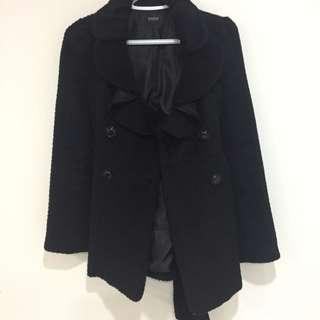 Korean Brand Black coat