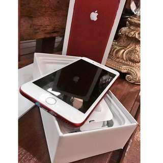 iPhone7 PLUS 128gb Red Edition