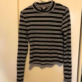 Black & White long sleeves