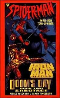 Spider-man and Iron Man team up nov Doom's Day Book 2