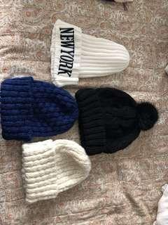 Great winterhats for half price