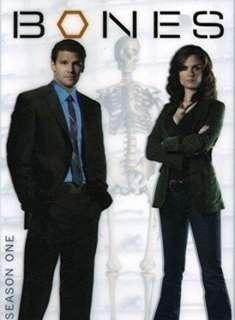 Bones season 1 and 2 on dvd