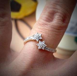 Authentic Diamond Ring