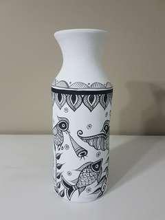 Terracota Vase (1)