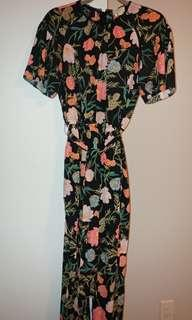 Kate Spade Daisy Blossom Jumpsuit