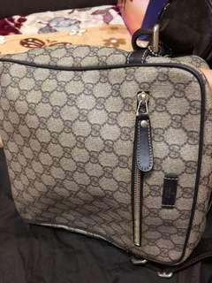 Guaranteed authentic gucci sling bag