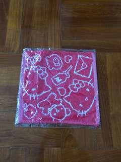 Sanrio kitty handkerchieff