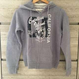 California Hooded Jacket
