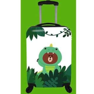 熊大20吋行李箱#降價