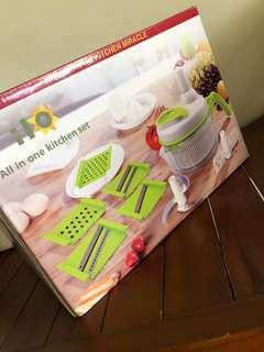 All in one Kitchen set (7 in 1)