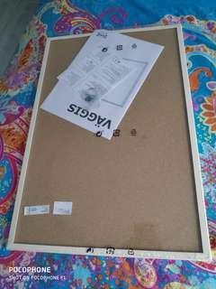 Papan Memo/ Pengumuman IKEA original Baru segel