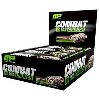 MusclePharm, Combat Crunch, Cookies 'N' Cream, 12 Bars  Protein bar workout