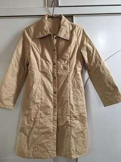 Half body winter coat