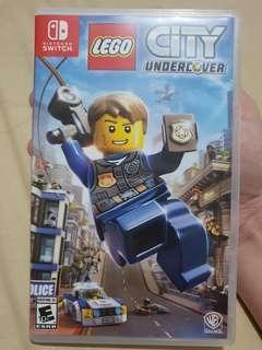 Nintendo switch: Lego City Undercover