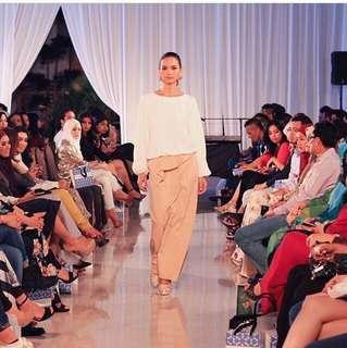 Nadine Kurung Malaque x Fashion Valet