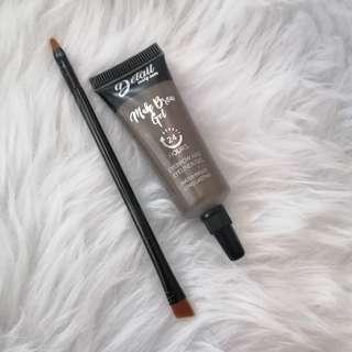 Detail Makeover Make Brow Gel (Brunette)