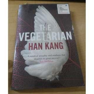 The Vegetarian by Han Kang,  Deborah Smith (Translator)