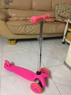 小童滑板車