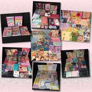超過150件以上精品雜誌附錄絕版組合套裝SET