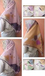Hijab voal premium