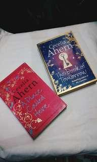 A Place Called Here & The Book of Tomorrow by Cecelia Ahern