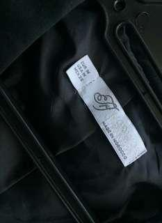 Black Vest Zara