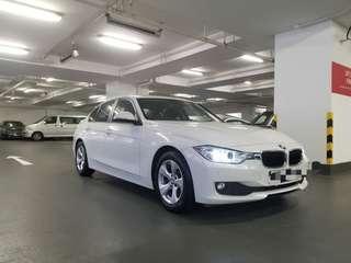 BMW 320I (1991cc) 2014