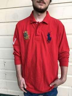 Ralph Lauren jockey club long sleeve