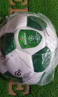 Soccer ball green (Heineken)