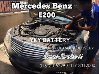 Kereta Bateri Mercedes Benz , Century MF Din85
