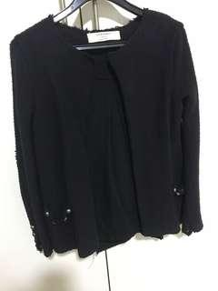 Zara Knit Formal Outerwear