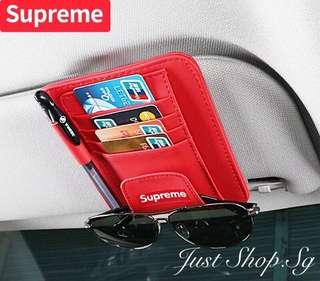 Supreme - Car Leather Mini Organiser