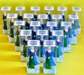 Princess Elsa Themed Birthday Give -Aways