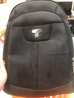 "Backpack Traveltime Laptop 15"" / tas laptop #1010"