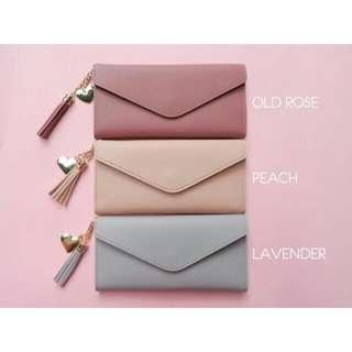 Leather Wallet (long)