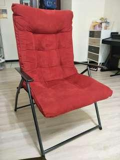 躺椅 4段手調