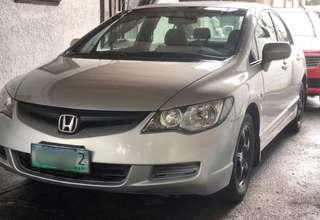 Honda civic fd 08