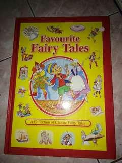 Fairy tales books