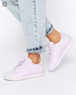 Reebok Lilac Ice Princess Spirit Sneaker