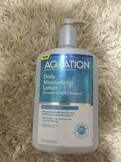 Aquation Daily Moisturizing Lotion