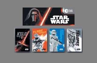 Storm troopers ezlink card