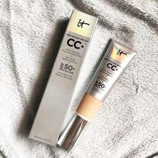 It Cosmetics your skin but better CC cream foundation - Fair Sephora